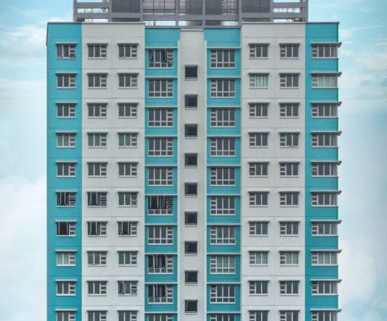 singapore showflat